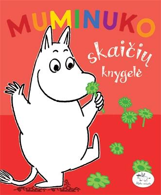 Knyga NIEKO RIMTO Muminuko skaičių knyga 0-2 m. vaikams