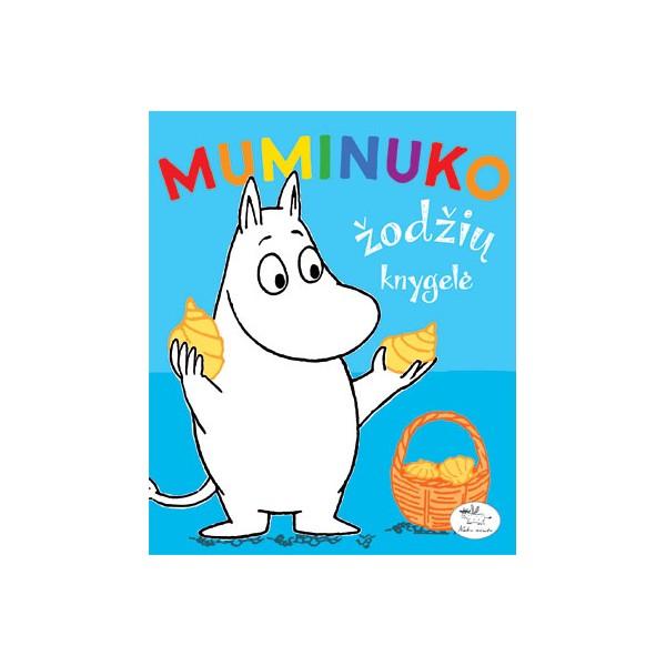 Knyga NIEKO RIMTO Muminuko žodžių knygelė 0-2 m. vaikams