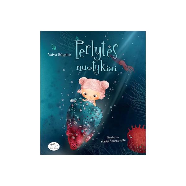Knyga NIEKO RIMTO Perlytės nuotykiai 3-6 m. vaikams