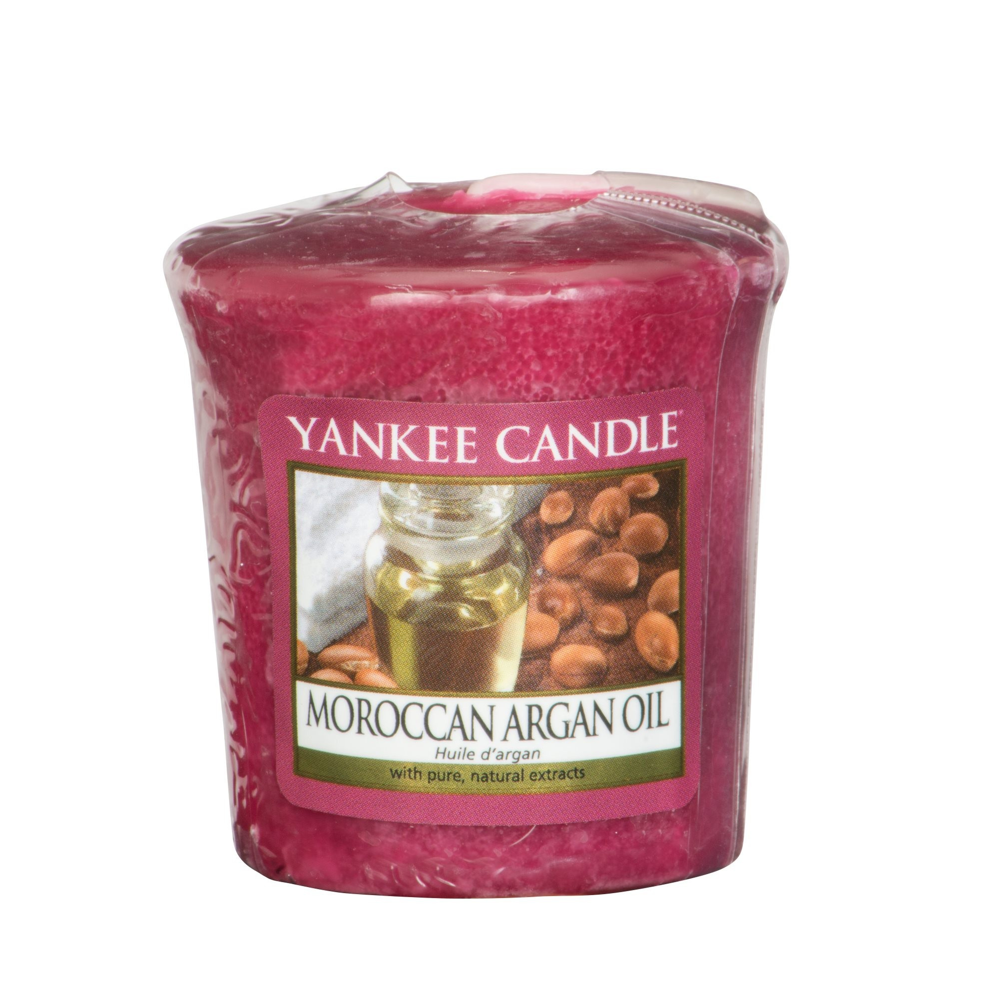 Žvakelė YANKEE CANDLE Moroccan Argan Oil Candle 49 g, 1 vnt.