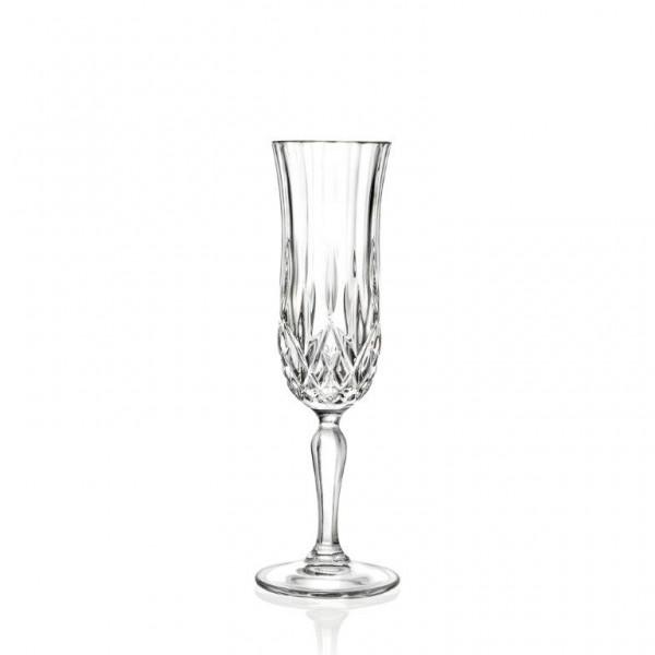Šampano taurė RCR OPERA 130 ml, 6 vnt.