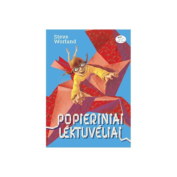 Knyga NIEKO RIMTO Popieriniai lėktuvėliai vaikams nuo 11 m.