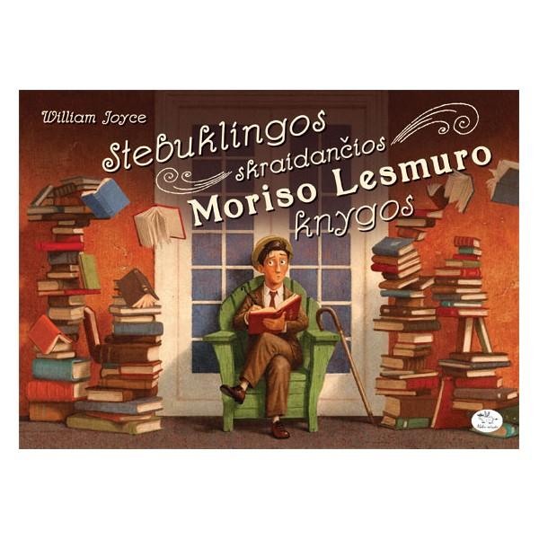 Knyga NIEKO RIMTO Stebuklingos skraidančios Moriso Lesmuro knygos vaikams nuo 0 mėn.