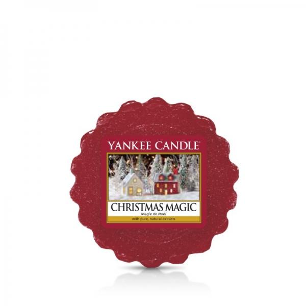Tirpinamas vaškas YANKEE CANDLE Christmas Magic 22 g, 1 vnt.