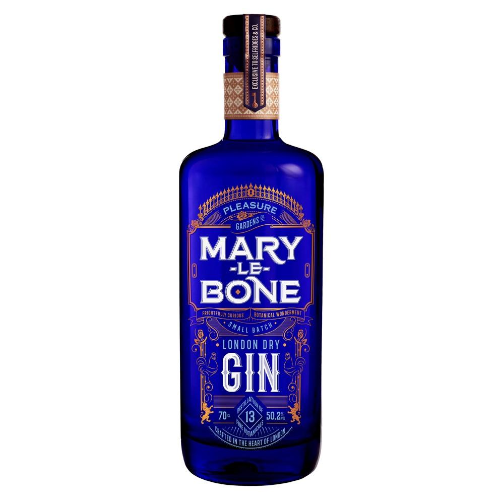Džinas MaryLeBone Small Batch Gin KRAFT 50,2%, 0,7l