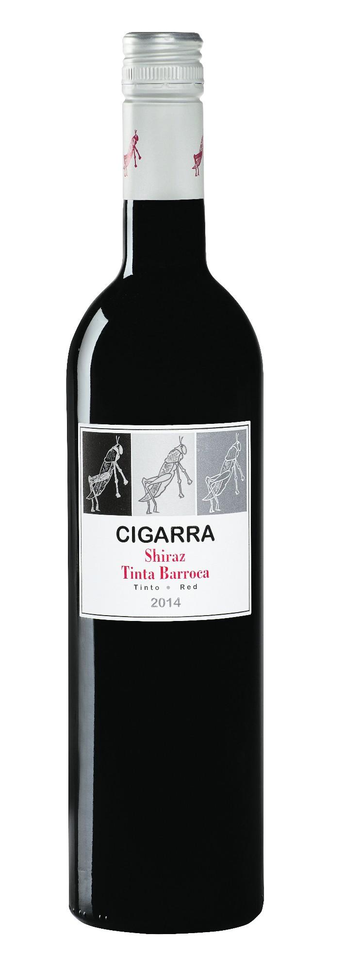 Vynas CIGARRA alk 13% 0,750l