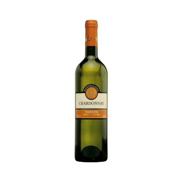 Vynas MONTELLIANA Chardonnay 12%, 0,75l