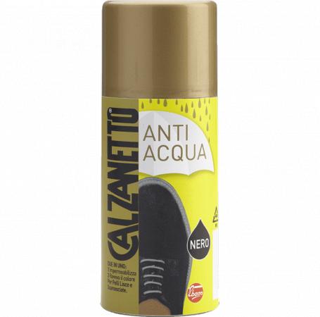 Apsaugos priemonė nuo vandens poveikio CALZANETTO juoda, 200 ml