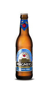 Nealkoholinis sidras Magners Alcohol free 0,05%, 0,33l
