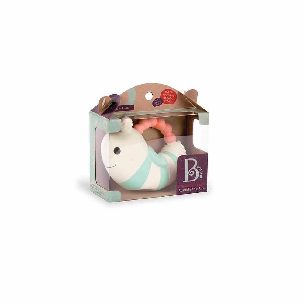 Kramtukas B-TOYS Bitutė kūdikiams nuo 0+ mėn. (BX1456Z)