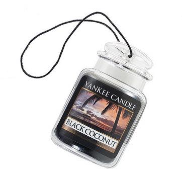 Kvapukas automobiliui YANKEE CANDLE Single  Black Coconut, 1  vnt.