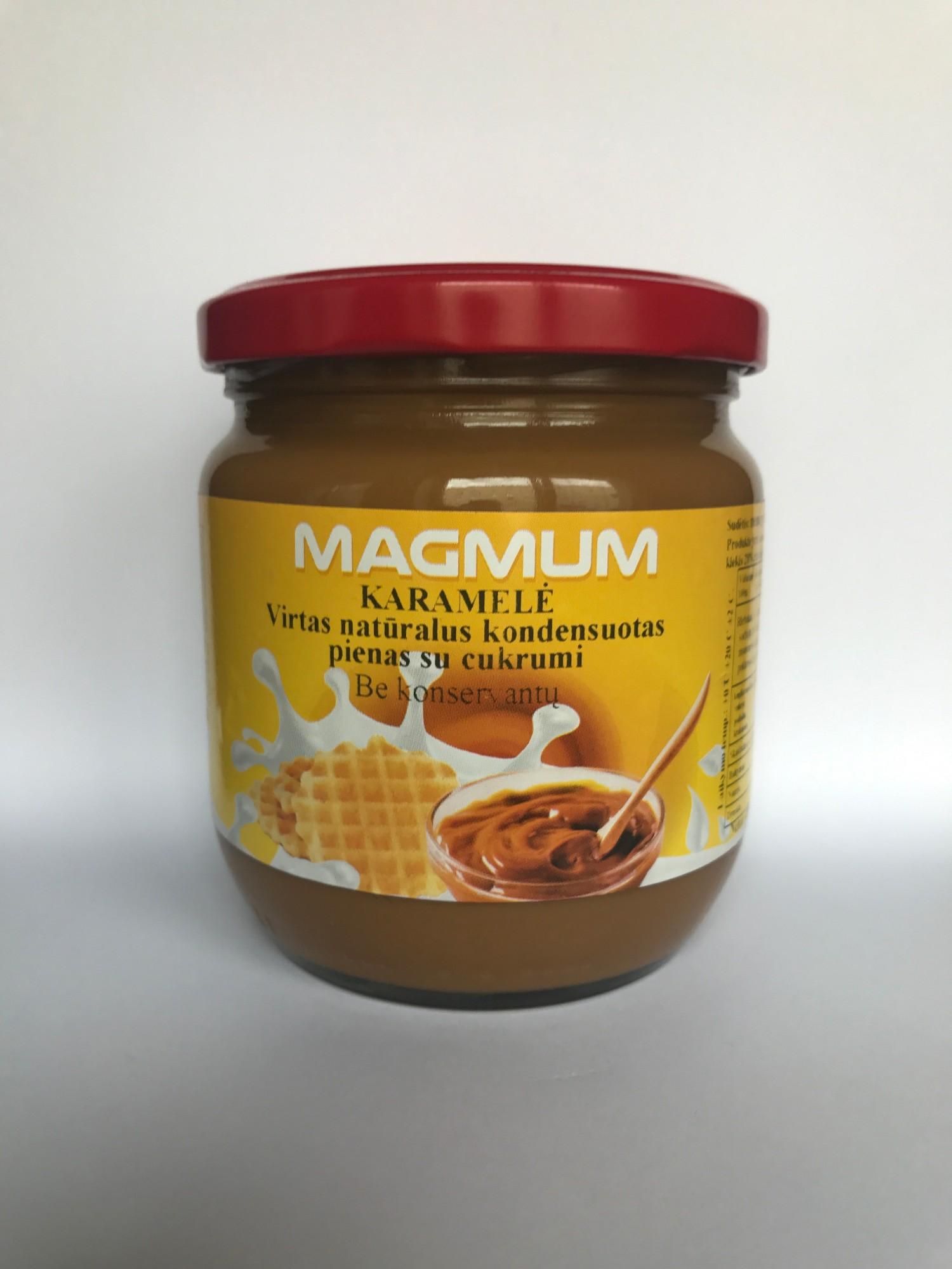 Karamelė MAGMUM, 485g