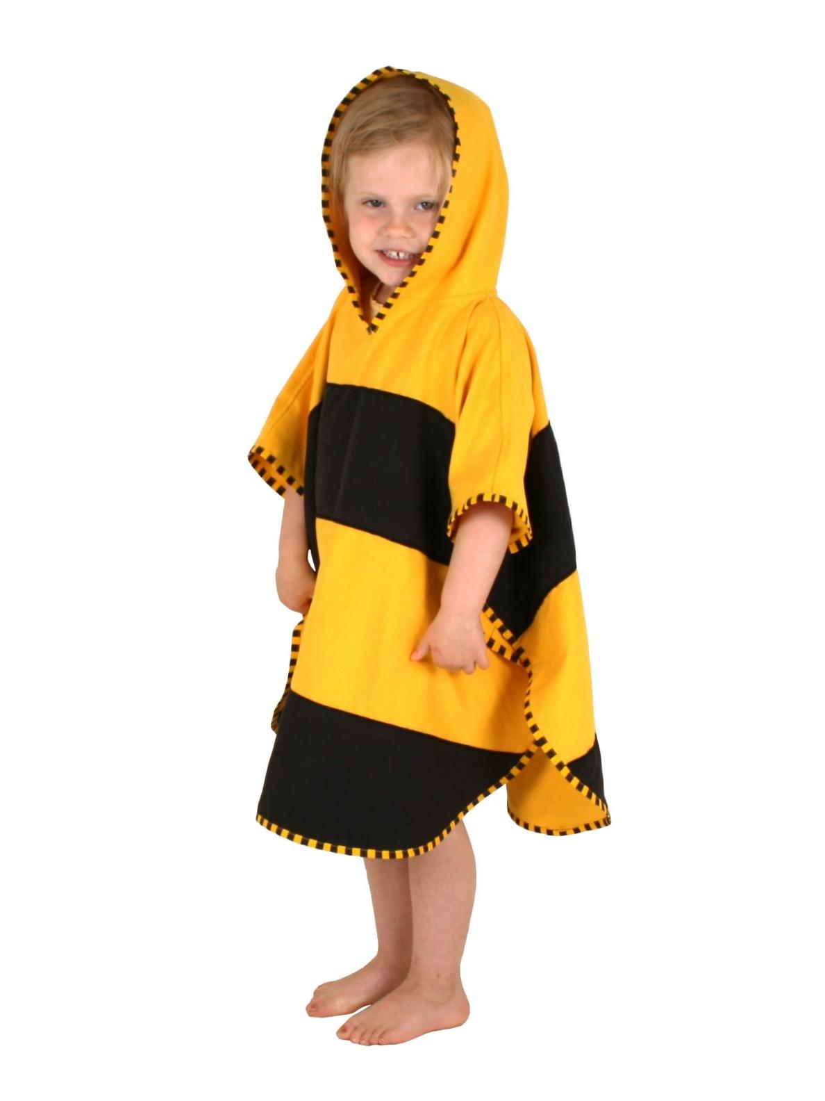 Pončas/rankšluostis LITTLELIFE Bitė vaikams nuo 3 metų, 70 x 60 cm (L12520)