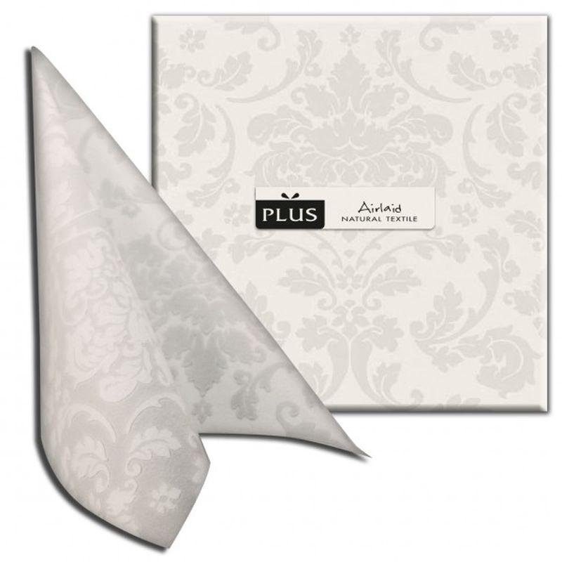 Servetėlės AIRLAND bianco išmatavimai 40x40x50