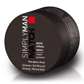 Priemonė plaukų formavimui SIMPLY MAN Matte Groomer, 100 ml