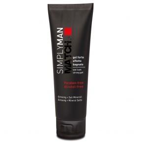 Priemonė plaukų formavimui SIMPLY MAN Gummy Gel, 150 ml