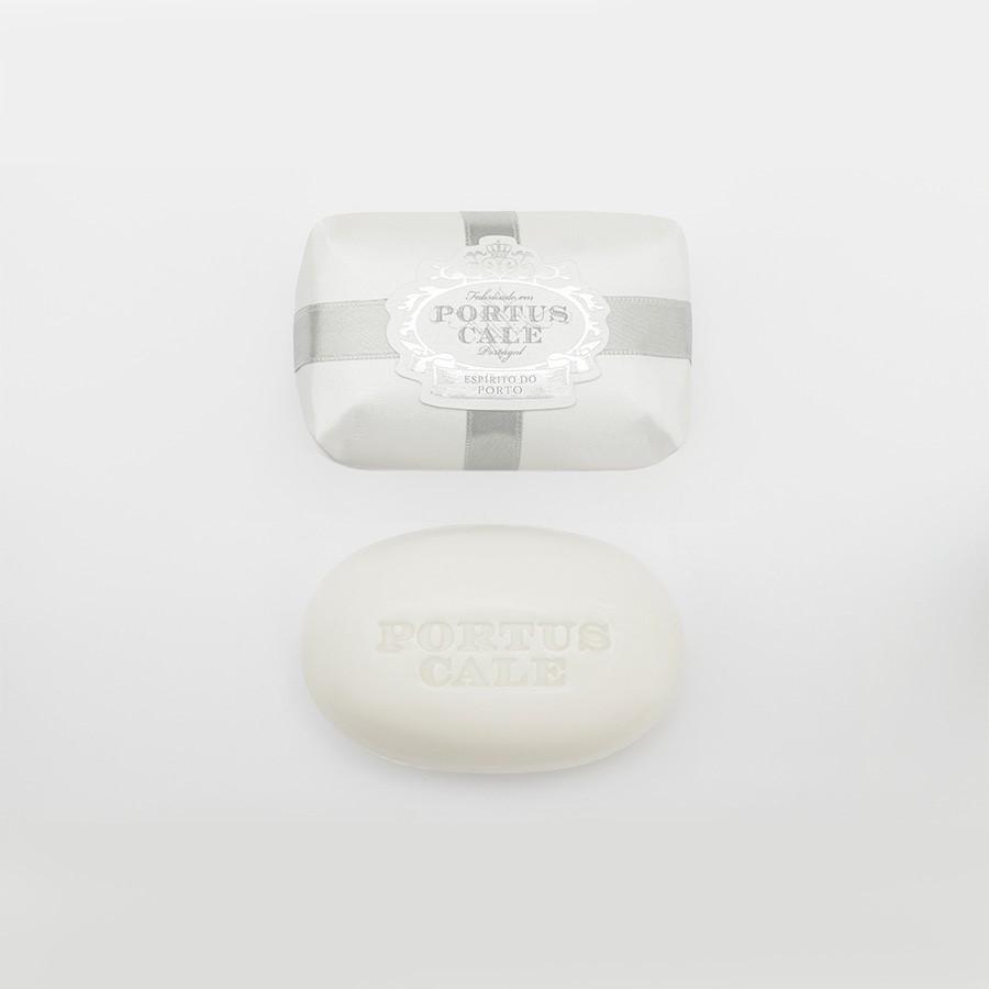 Aromatinis muilas PORTUS CALE White&Silver, 150 g.