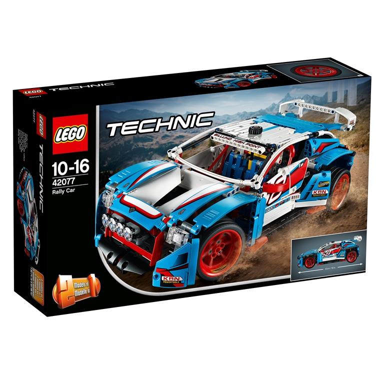 Konstruktorius LEGO TECHNIC Sportinis automobilis 10-16 metų vaikams (42077)