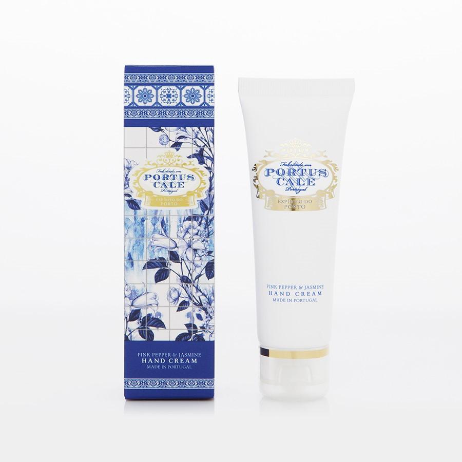 Aromatinis rankų kremas PORTUS CALE Gold&Blue, 50ml.