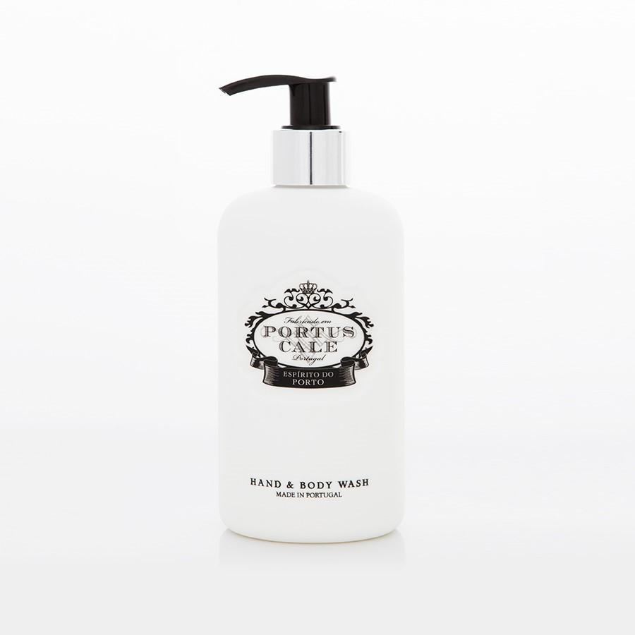 Aromatinis rankų ir kūno prausiklis PORTUS CALE Floral Toile, 300ml.