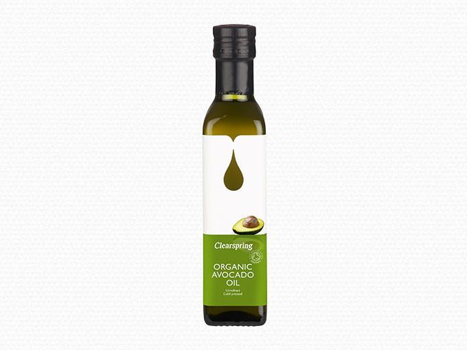Ekologiškas avokadų aliejus CLEARSPRING, 250ml
