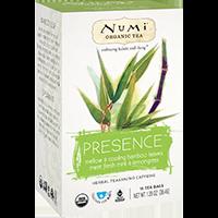 Holistinis arbatos mišinys Presence NUMI, 16 pakelių, 38,4g