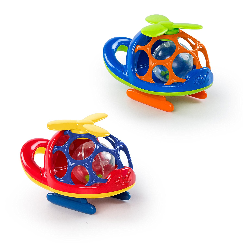 Lavinamasis sraigtasparnis OBALL kūdikiams nuo 3 mėn. (10556)