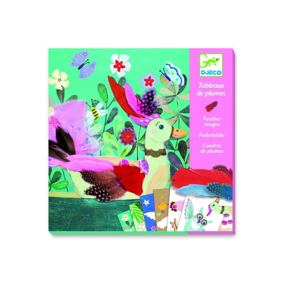 Kūrybos rinkinys DJECO 6-11 metų vaikams (DJ09405)