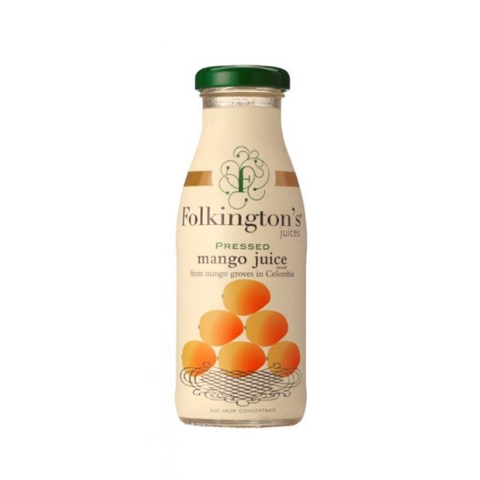 Mangų nektaras FOLKINGTON'S, 250ml