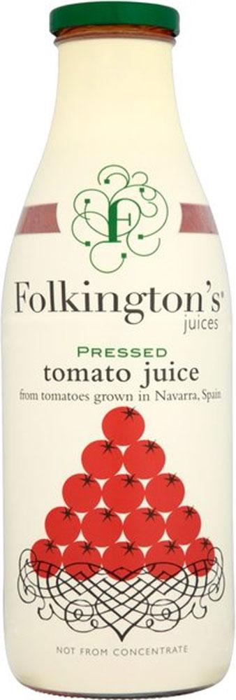 Pomidorų sultys FOLKINGTON'S,  1L