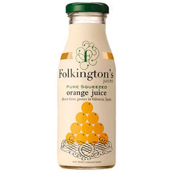 Apelsinų sultys FOLKINGTON'S, 250ml