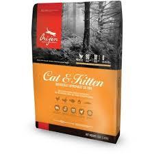 Sausas maistas katėms ORIJEN Cat&Kitten, 1,8 kg
