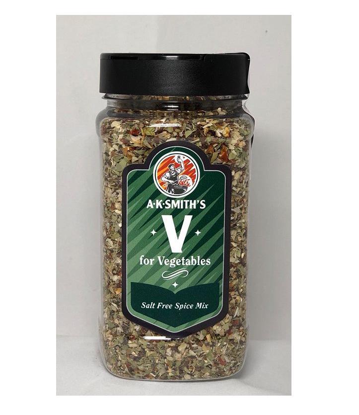 Prieskonių mišinys daržovėms V for Vegetables,170g