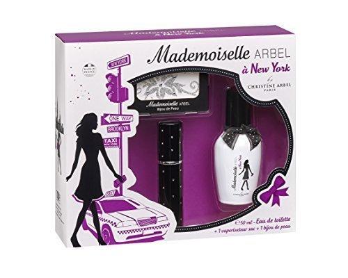Rinkinys  CHRISTINE ARBEL Mademoiselle Arbel ? New York, 1 vnt.