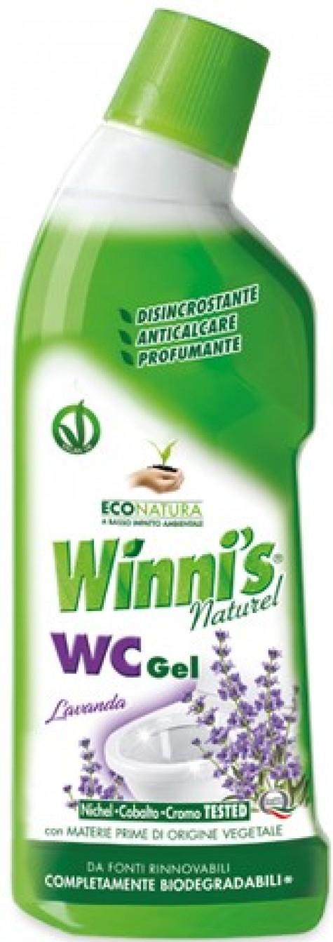 Ekologiškas tualeto valiklis WINNI'S, 750 ml