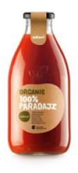 Ekologiškos pomidorų sultys ZDRAVO, 750 ml