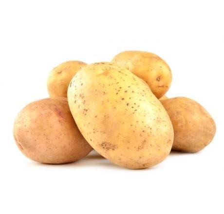 Šviežios bulvės Spunta