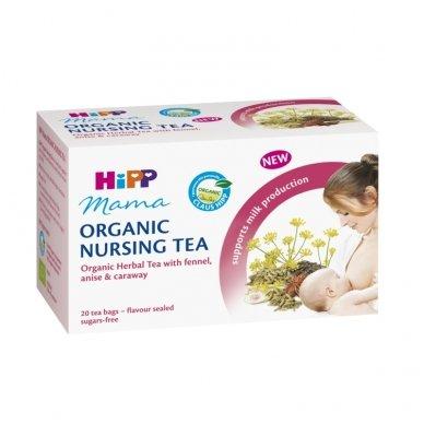 Ekologiška arbata HIPP MAMA žindyvėms (maišeliuose), 30 g