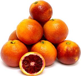 Raudonieji apelsinai MORO