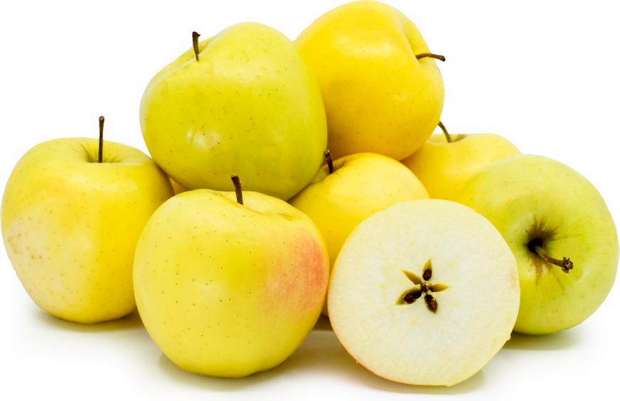 Obuoliai Golden