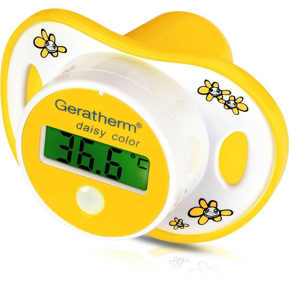 Termometras-čiulptukas GERATHERM Daisy Color
