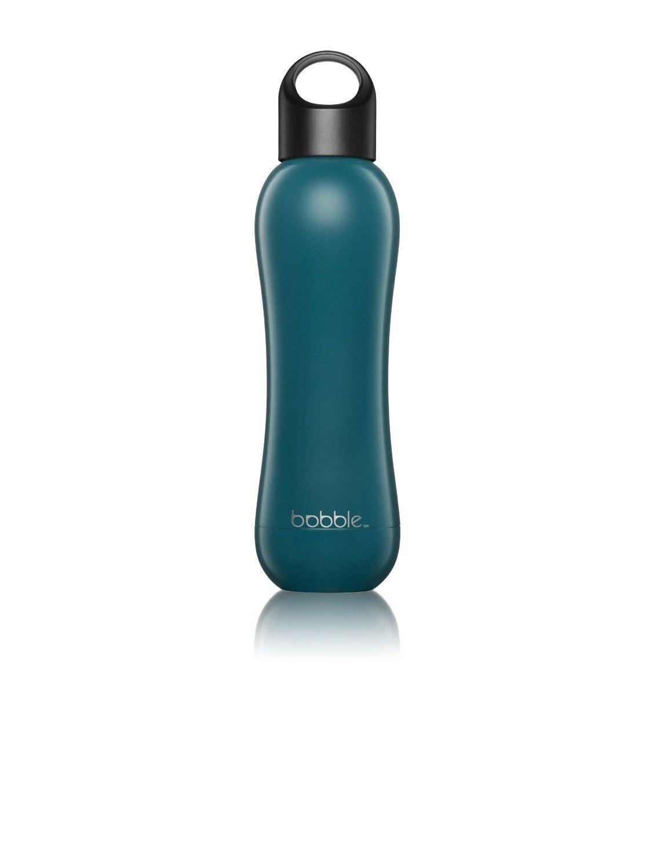 Gertuvė – termosas BOBBLE insulate peacock, 442 ml.
