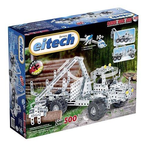Metalinis konstruktorius EITECH Harvester vaikams nuo 6 metų (C305)