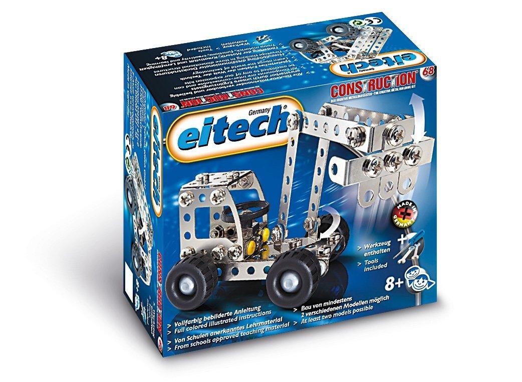 Metalinis konstruktorius EITECH Digger vaikams nuo 6 metų (C68)
