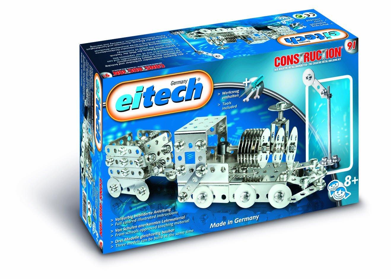 Metalinis konstruktorius EITECH Train vaikams nuo 6 metų (C91)