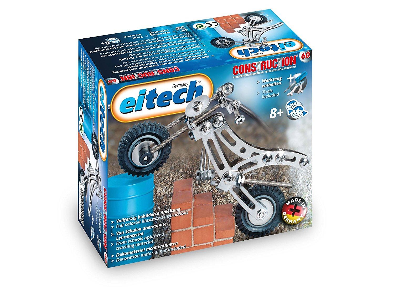Metalinis konstruktorius EITECH Trial Bike vaikams nuo 6 metų (C60)