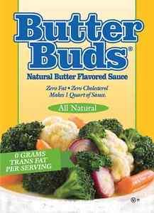 """Sviesto skonio pagardas """"Natural Butter Flavored Sauce"""", 57g"""