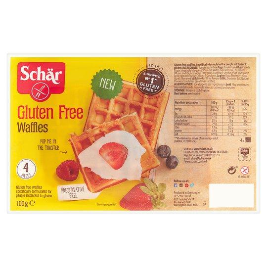 SCHAR soft wafels-minkšti vafliai, 100 g
