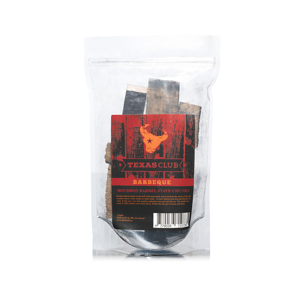 Burbono statinės rūkymo kaladėlės Kamado BONO, 15 vnt.