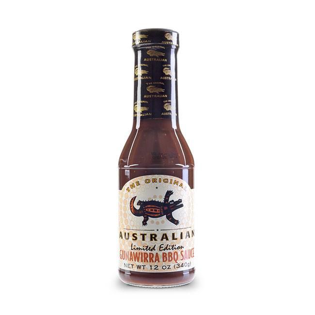 Gunawirra BBQ padažas AUSTRALIAN, 355ml